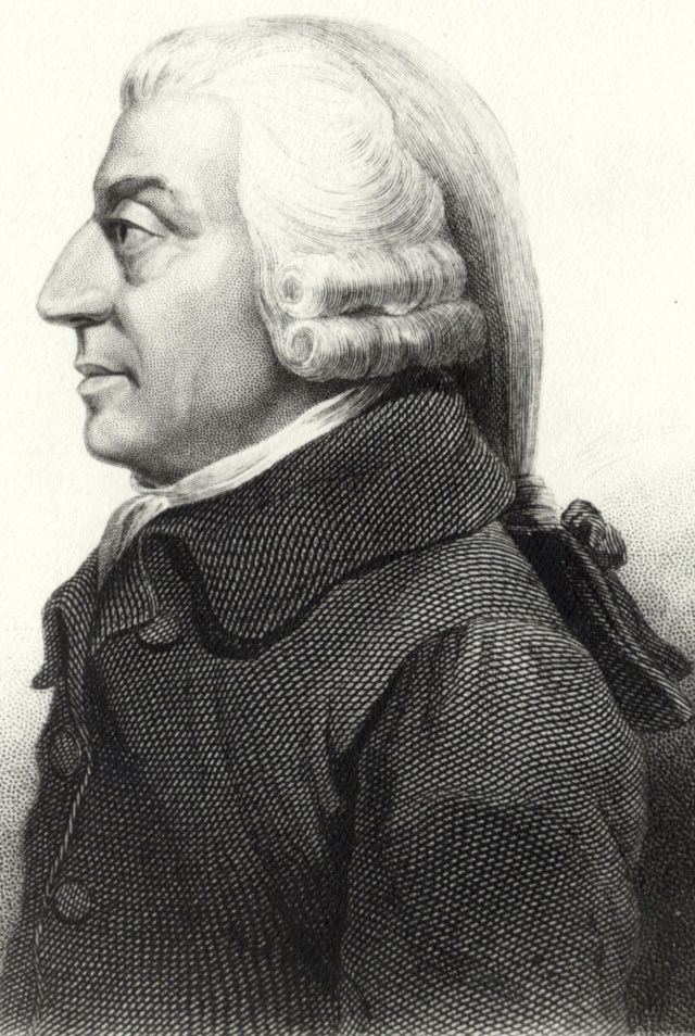 adam smith man outqualities