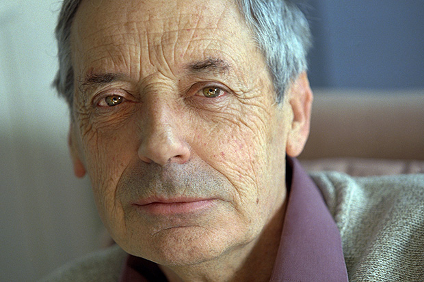 Bernard Williams portrait