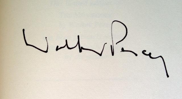 Percy-signature