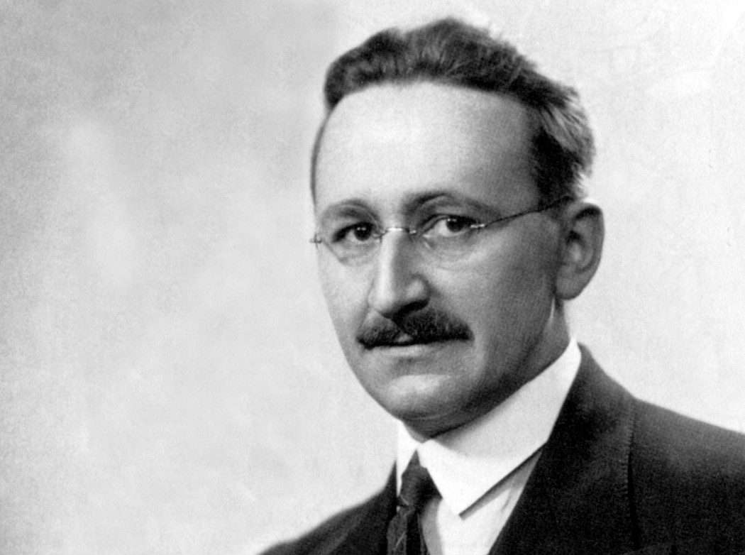 UNSPECIFIED - JUNE 21:  Friedrich von Hayek (1889-1992) at the end of the 30's . Economist and principal theoretician of the new Liberal Thought from the 70's  (Photo by Apic/Getty Images)