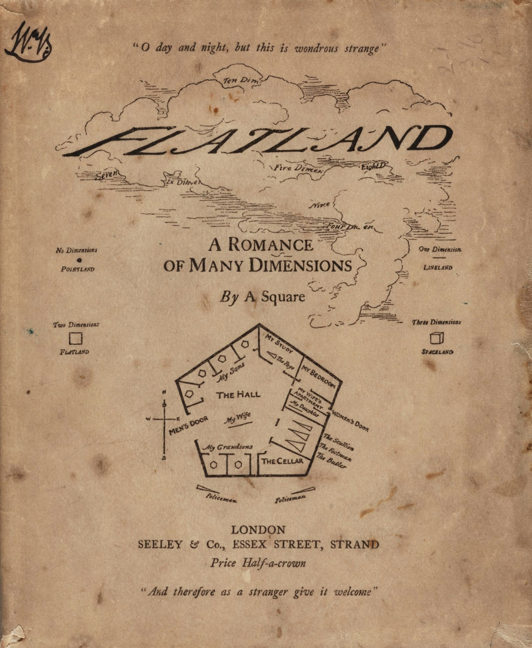 Houghton_EC85_Ab264_884f_-_Flatland,_cover