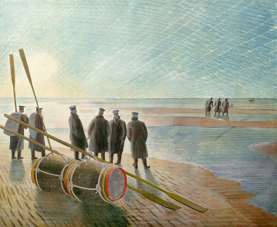 Eric-Ravilious-Dangerous-Work-At-Low-Tide-print