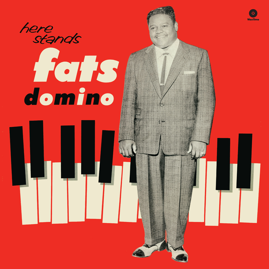 772053 FATS DOMINO here stands.indd