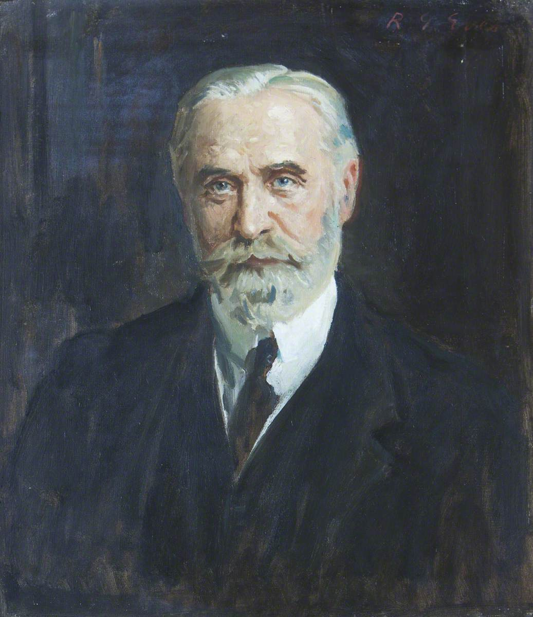 Eves, Reginald Grenville, 1876-1941; Francis Herbert Bradley (1846-1924)