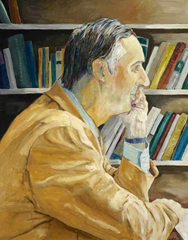 de Jonge, Eccy; David Wiggins, Professor of Philosophy (1989-1994)