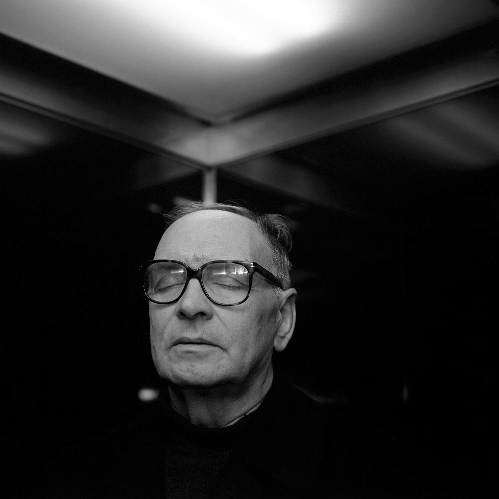 Ennio Morricone, composer